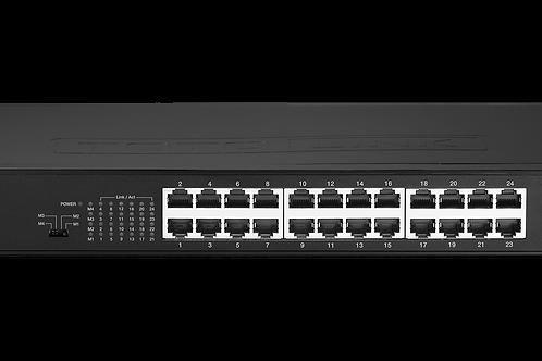 SG24 24 Port Gig ethernet rackmount switch