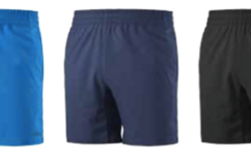 Bermuda Shorts weiss