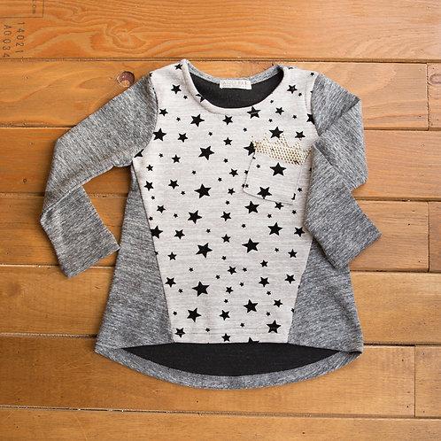 星柄ロングTシャツ☆★
