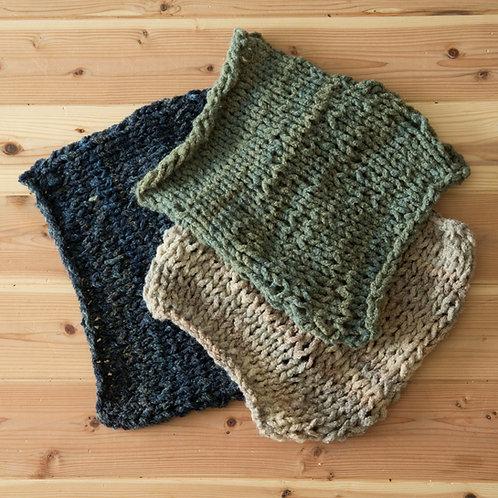 手編み角型ブラケット