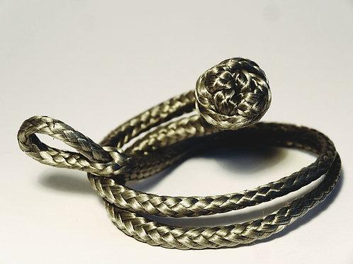 Soft Shackle Schäkel 3mm Button Knot Slackline hammock Hängematte Schneiderline