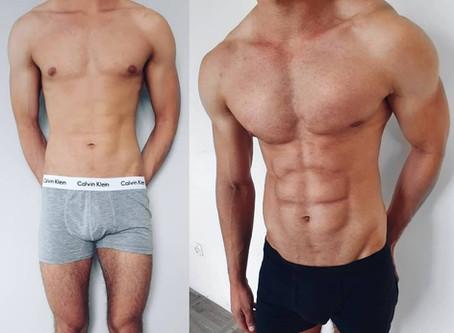 28 napos #bodytransformation