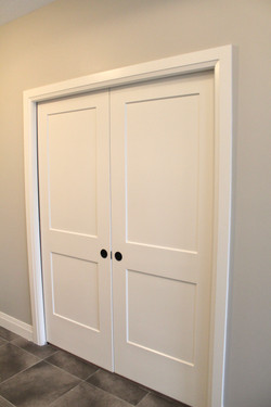 Office/den/2nd bedroom doors