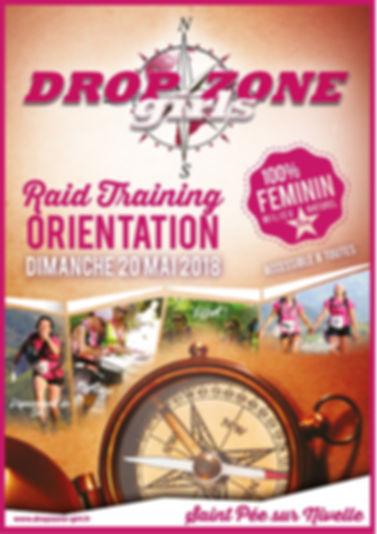 pays basque découverte sports et loisirs encadrement sportif raid training orientation dropzone girls