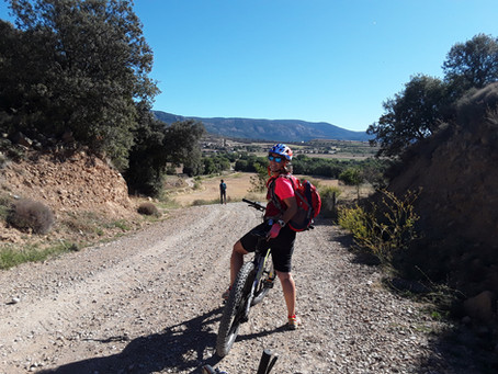 Week-End VTT en Aragon