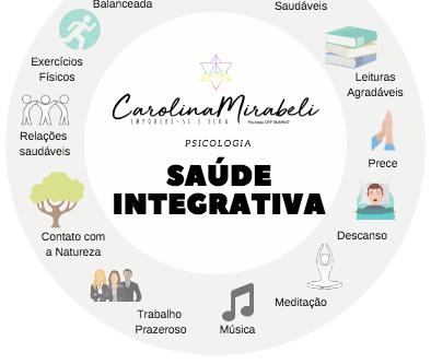 A saúde integrativa e a cura