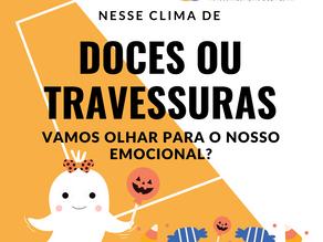 Halloween das Emoções