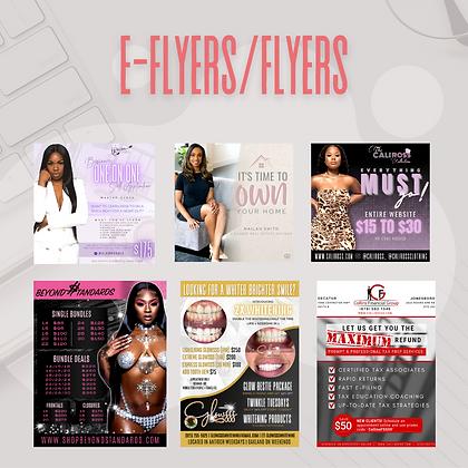 eFlyer/Flyer Design