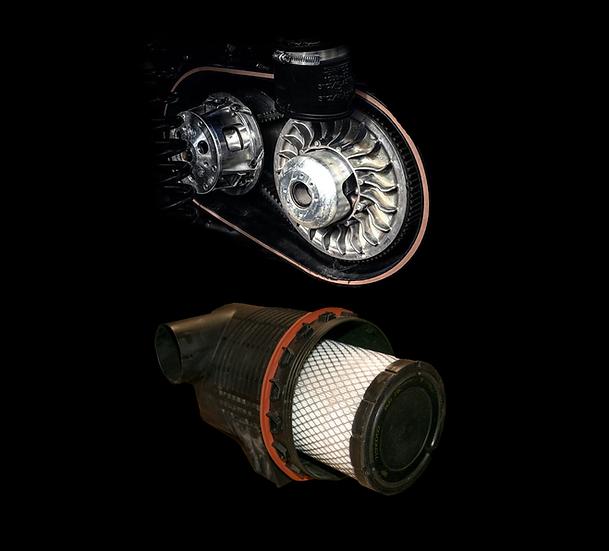 Maverick X3 CVT + Airbox Seal 2021