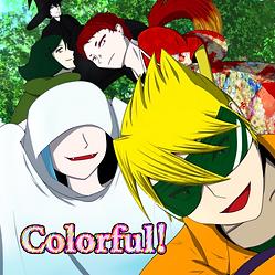 2nd album [Colorful!]