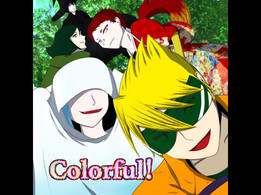 2nd Album 「Colorful!」クロスフェード