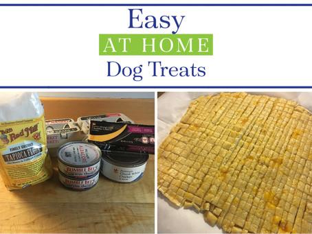 My Favorite Homemade Dog Treat Recipe