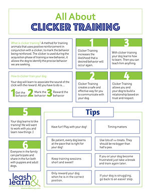 Private Dog Trainer Manhattan, clicker training, positive reinforcement