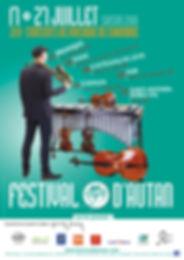 Affiche Festival d'Autan 2019