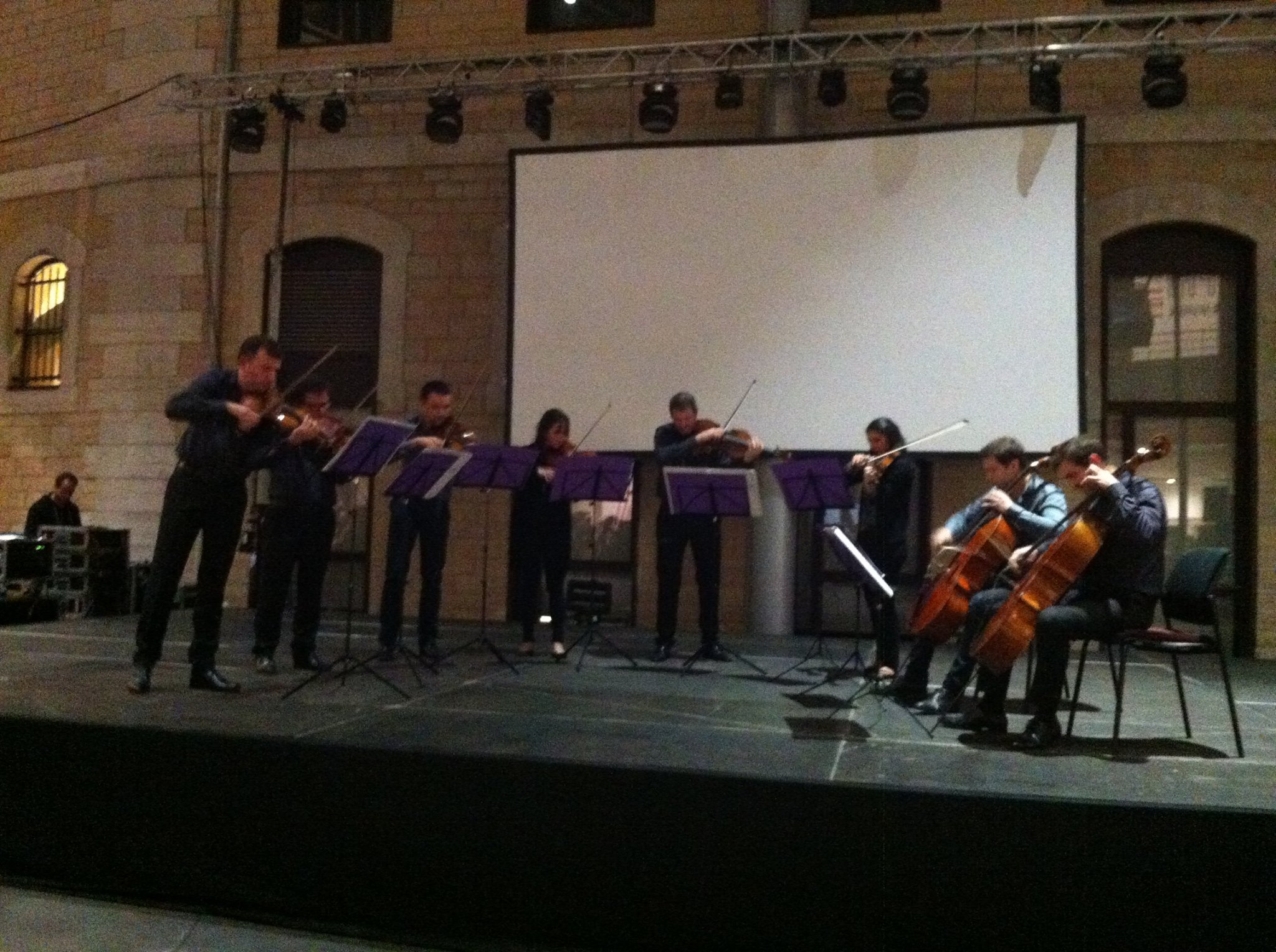 Lyon (69) - Octuor avec les Debussy