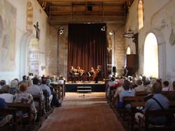 Diennes-Aubigny(58)Musique en Voûtes