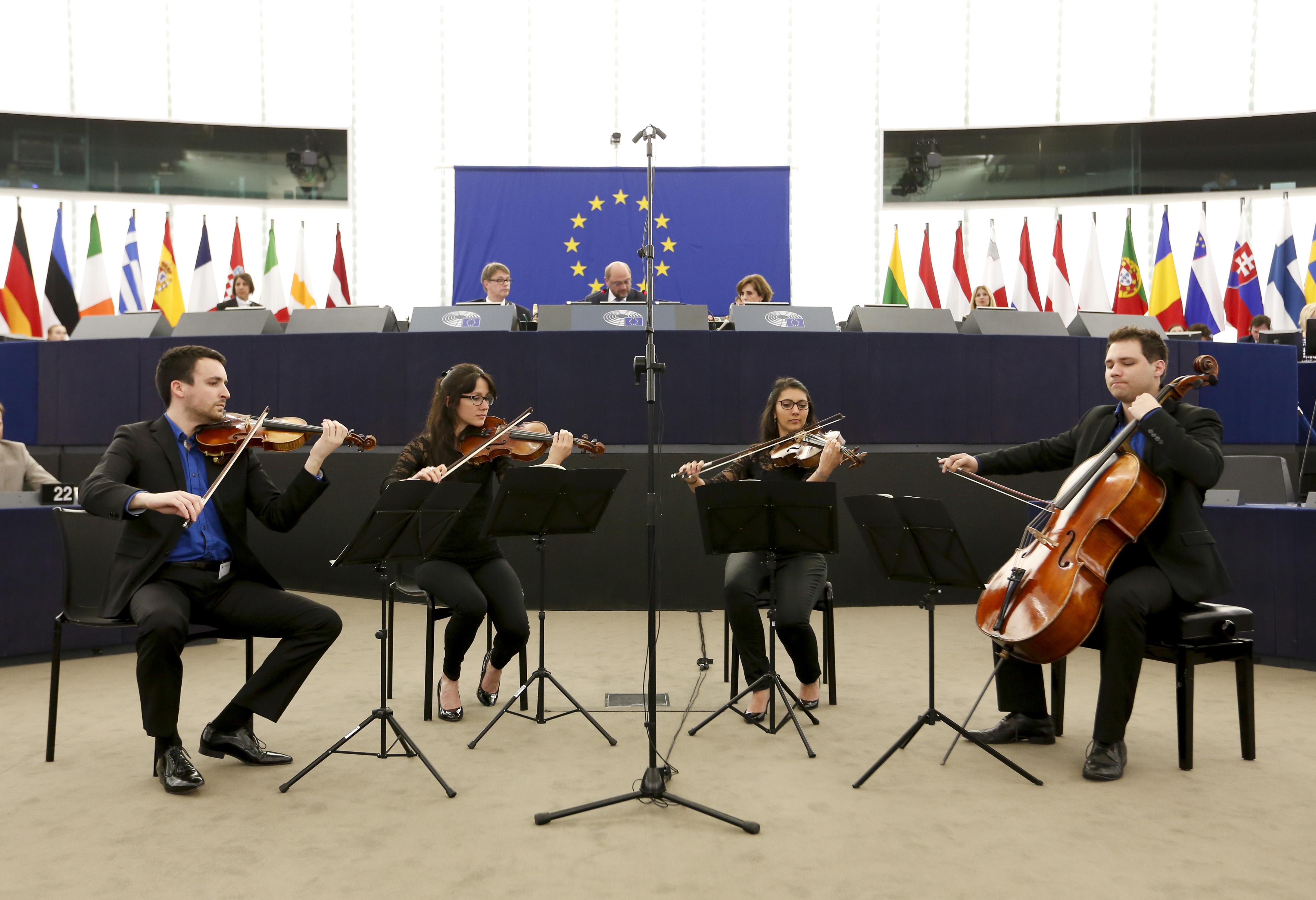 Strasbourg (67) - Parlement Européen