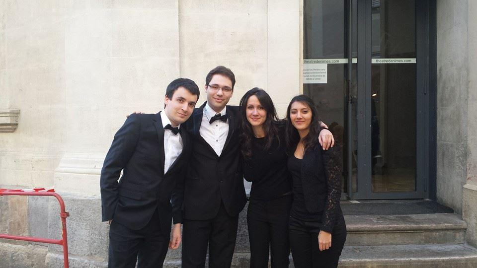 Nîmes (30) - solistes pour l'opéra