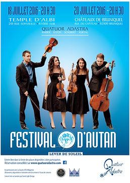 Festival d'Autan - affiche 2016