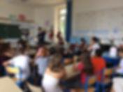 Festival d'Autan - interventions pédagogiques