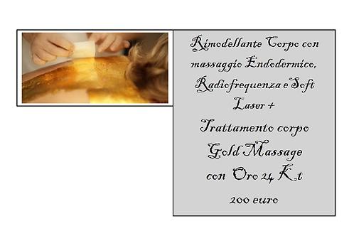 PROMO Rimodellante Corpo con massaggio Endodermico