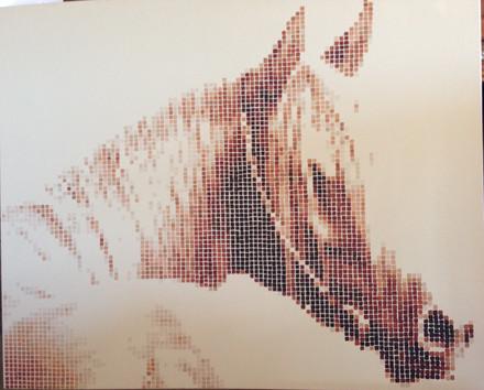 Cavalo 5 - Argenide Ghini