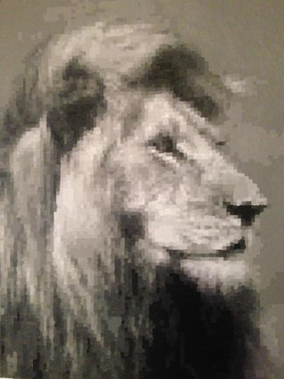Leão - Argenide Ghini