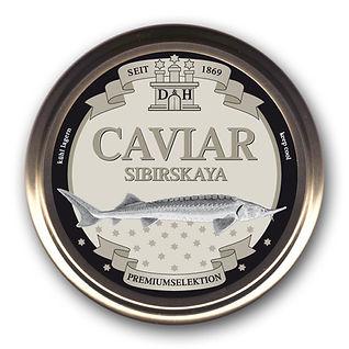 Sibirskaya Caviar DIECKMANN & HANSEN