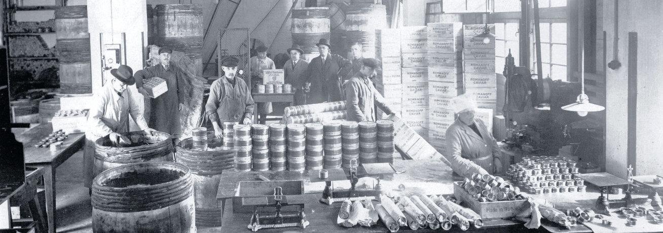 DIECKMANN & HANSEN Kaviarhandel an der Elbe