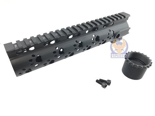 WTF Tactical CAT Meow M-lock Rail (BK)