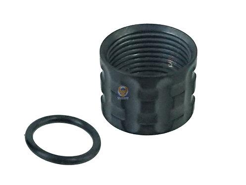 5KU-GB-451-BK Thread Protector for -14mm CCW Barrel (BK)