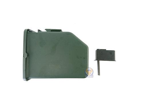 Classic Army P108M M249 2400rds Electric Box Magazine
