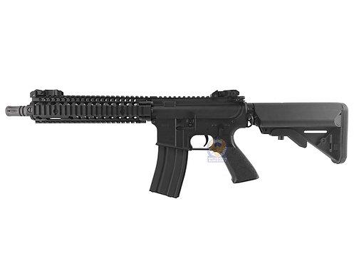 Classic Army CA117M M4 MK18 MOD 1 CQB Full Metal AEG (BK)