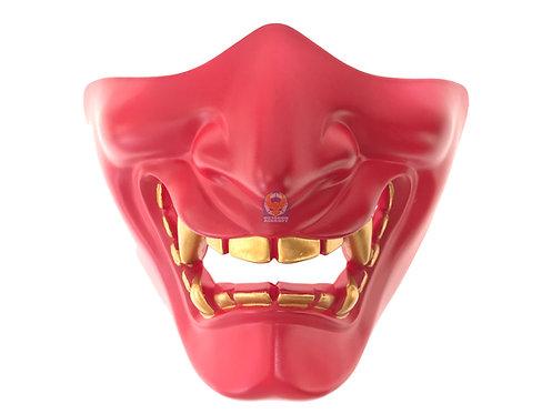 FLW Prajna Half Mask (Japanese Devils Mask) RD