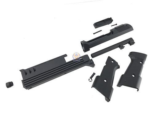 Mafioso CNC Aluminum  Roboco AUTO 9 Conversion Kit For KSC M93R System7
