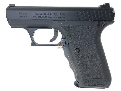 MGC P7M13 GBB Pistol (BK) With Original Box