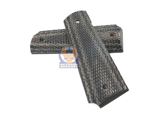 RSOV Wood Grip For TM 1911 GBB (Type C, 279)