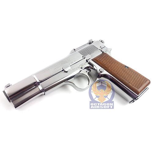 WE Hi-power GBB Pistol Marking Version (SV)