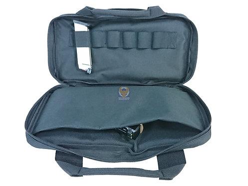 FLW Handgun Pistol Bag Soft Case - Medium - BK