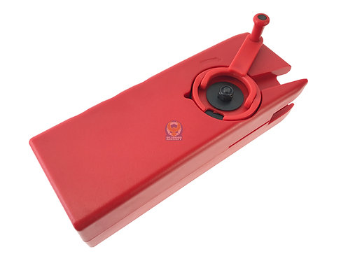 FLW Sidewinder 1600r Speed Loader - Red