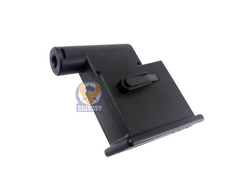 Senmin Sisou Salamander M4 Magazine Adapter for Marui, CYMA, G.E. Shotguns