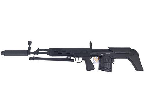 ASP Metal Receiver OTs-03A SVU-A Bullpup Sniper Rifle AEG