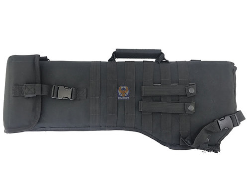 FLW MOLLE Tactical Rifle / Shotgun Scabbard - BK