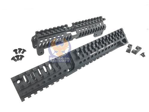 Zenitco 5KU-RIS-229-AG + 5KU-RIS-228-AG 5KU B31 + B30 Aluminum AK Handguard Set