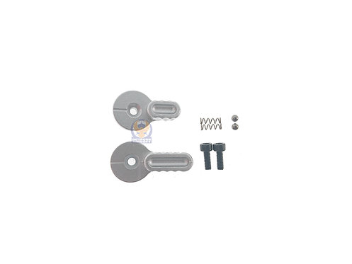 APS EMG F1 Firearms Ambidextrous Fire Selector Set (Silver)