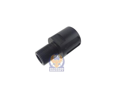 ASG CZ Scorpion EVO AEG 18mm to 14mm CCW Muzzle Adapter