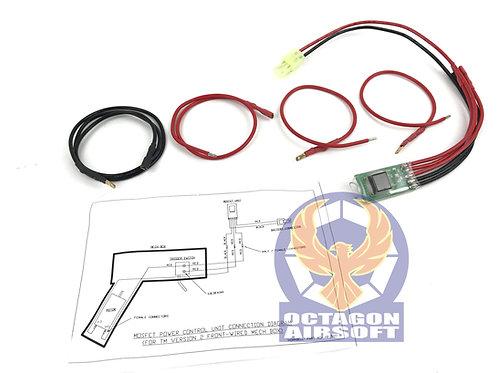 MOSFET Power Control Unit For TM Ver.2 AEG Gear Box
