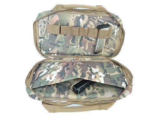 FLW Handgun Pistol Bag Soft Case - Medium - MC