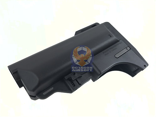 SL-0053BK M4 Buttstock with build-in mag carrier