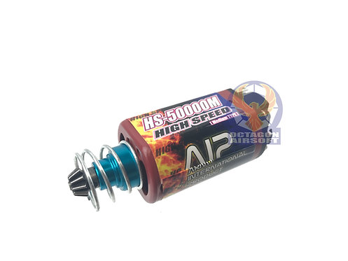 AIP019 AIP High Speed Motor HS-50000 (Medium Type & Force-magnetism)